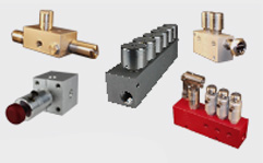 Integrated Valves, Pumps, Adapters and Housings