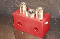 Hydraulic Manifold Anodized SubSea
