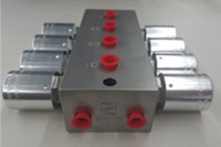 Hydraulic Manifold stainless steel assembly